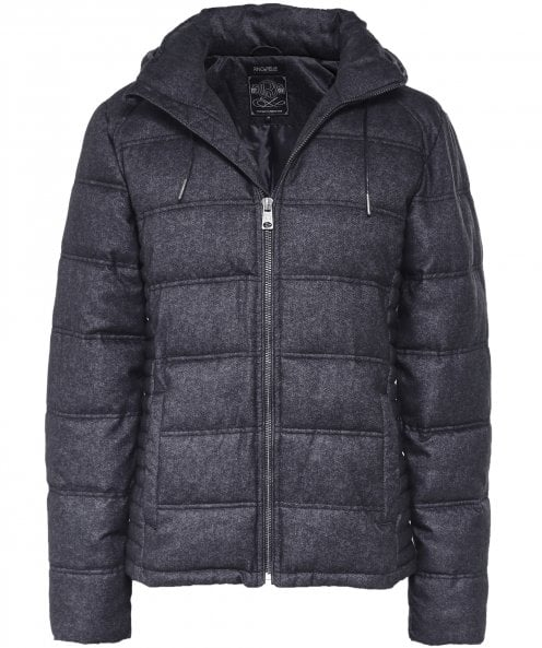 Rino and Pelle Woven Quilted Dallan Jacket
