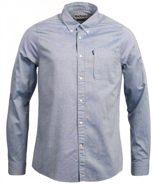 Barbour Tailored Fit Endsleigh Oxford Shirt