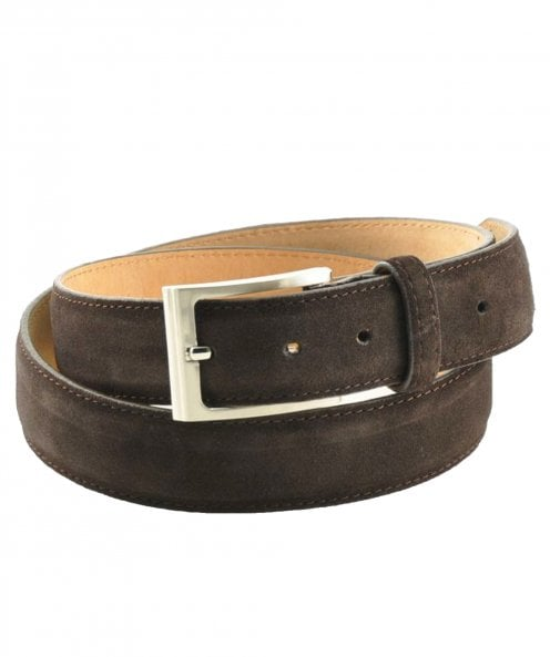 Loake Suede William Belt