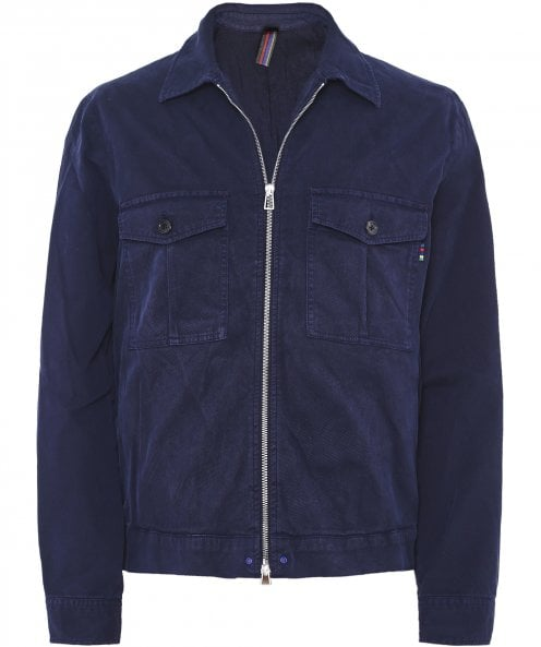 PS by Paul Smith Lightweight Twill Cotton Jacket