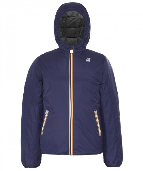 K-Way Reversible Jacques Thermo Plus Jacket
