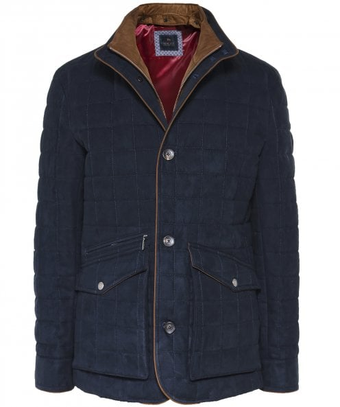 Magee Quilted Glenveigh Jacket