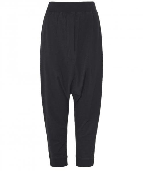 Rundholz Drop Crotch Jersey Trousers