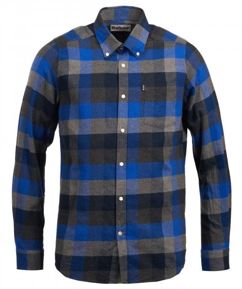 Barbour Tailored Fit Stapleton Angus Check Shirt