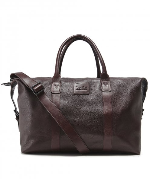 Loake Leather Balmoral Weekend Bag