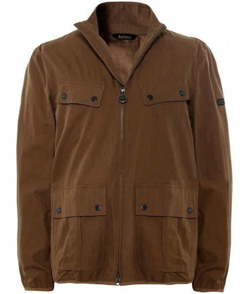 Barbour International Twill Woven Donnington Jacket
