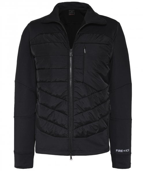Bogner Zip-Through Miguel Under Layer