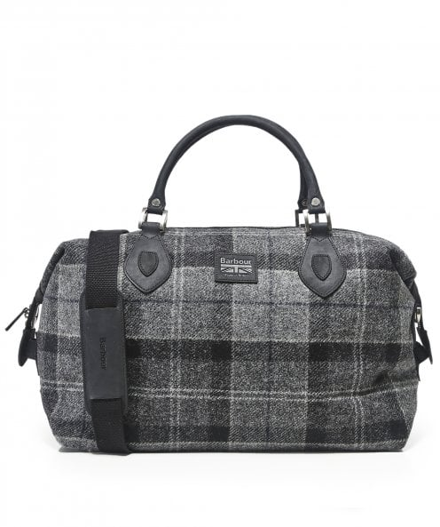 Barbour Shadow Tartan Explorer Holdall