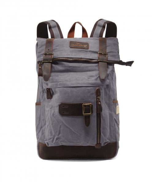 Gandys Waxed Bali Backpack