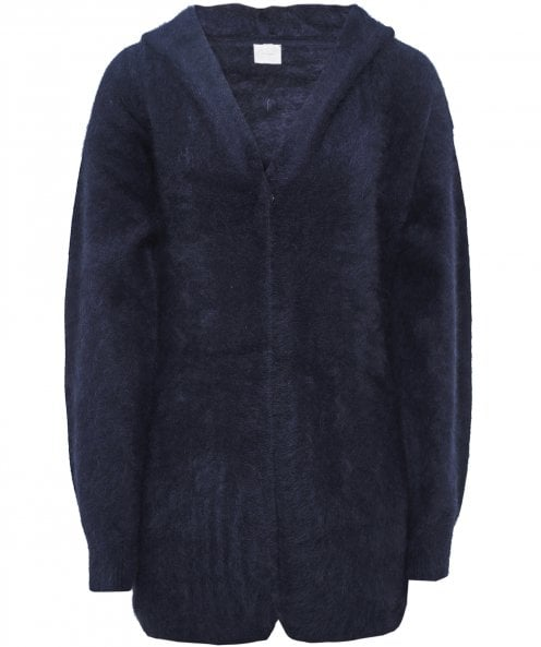 CT Plage Cashmere Hooded Cardigan