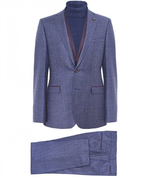 Magee New Wool Three Piece Finn T2 Twist Suit