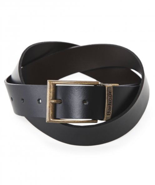Barbour Reversible Leather Belt