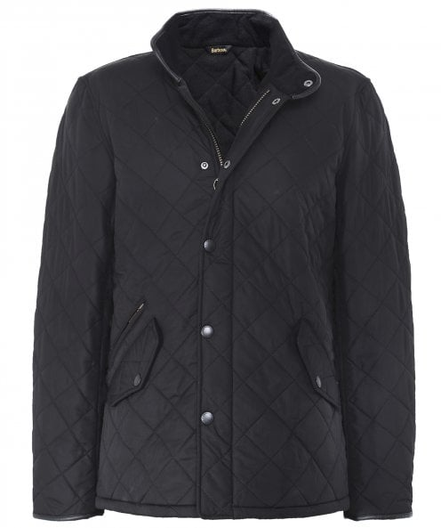 Barbour Quilted Powell Jacket