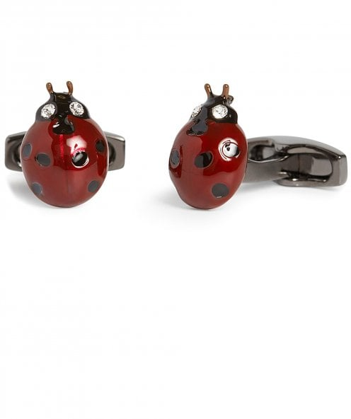 Simon Carter Ladybird Cufflinks