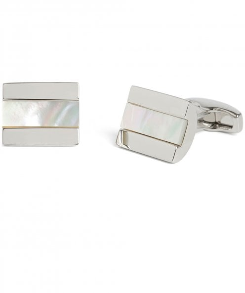 Simon Carter Half Barrel Cufflinks