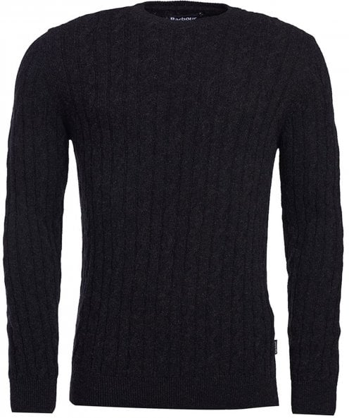 Barbour Wool Blend Cable Knit Sanda Jumper