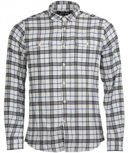 Barbour Tailored Fit Check Albion Shirt