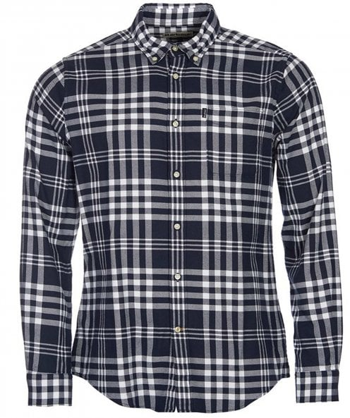 Barbour Tailored Fit Country Check Endsleigh Shirt