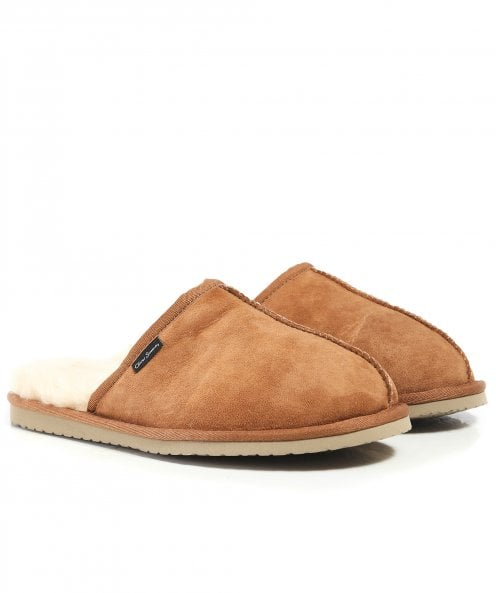 Oliver Sweeney Suede Chudleigh Slippers