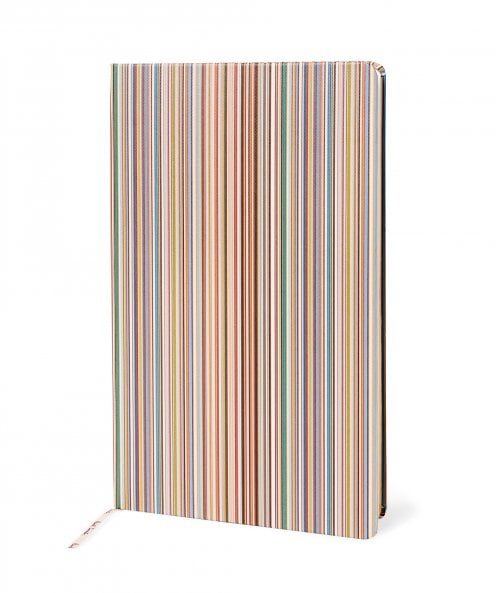 Paul Smith Signature Stripe Notebook