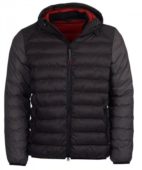 Barbour Fibre Down Quilted Jib Jacket