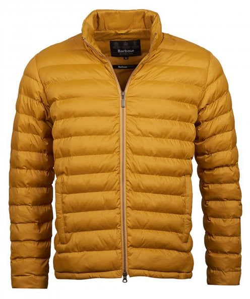 Barbour International Fibre Down Quilted Impeller Jacket