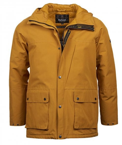 Barbour International Waterproof Ridge Jacket