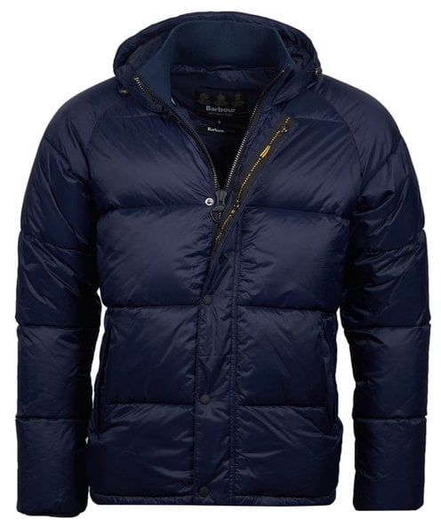 Barbour International Fibre Down Quilted Busa Jacket
