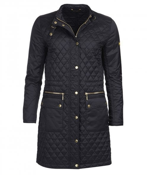 Barbour International Port Gower Quilted Jacket