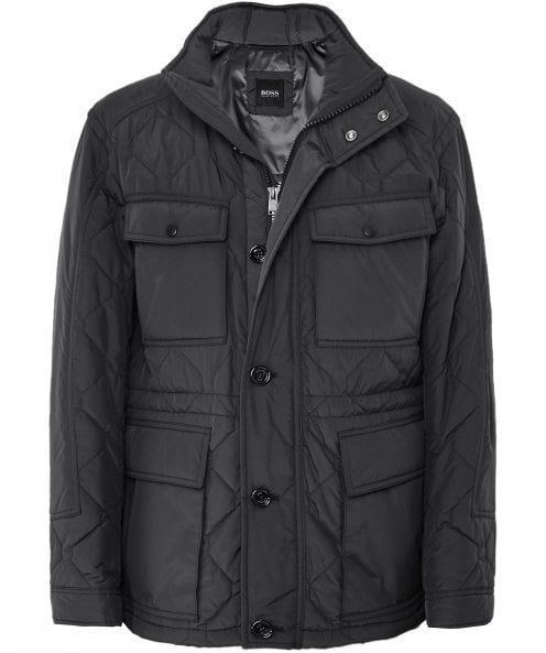 BOSS Water-Repellent Quilted Cloud2 Jacket