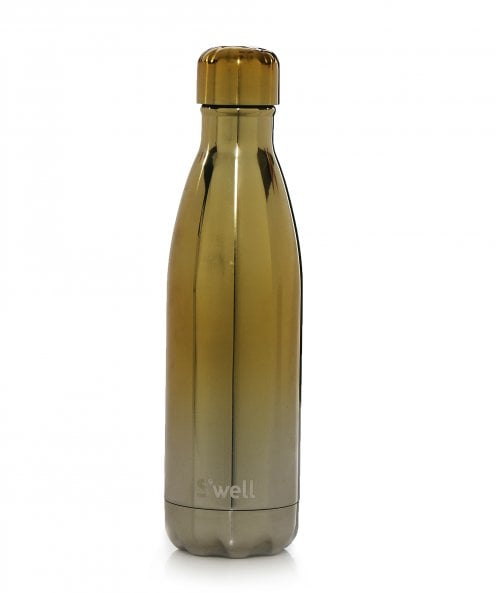S'well 17oz Yellow Gold Ombre Water Bottle