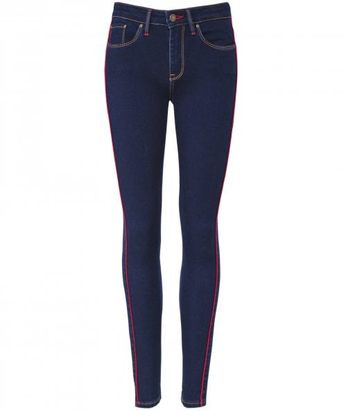 Tommy Hilfiger Como Stretch Skinny Fit Ankle Jeans