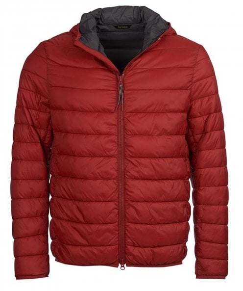 Barbour Fibre Down Quilted Trawl Jacket
