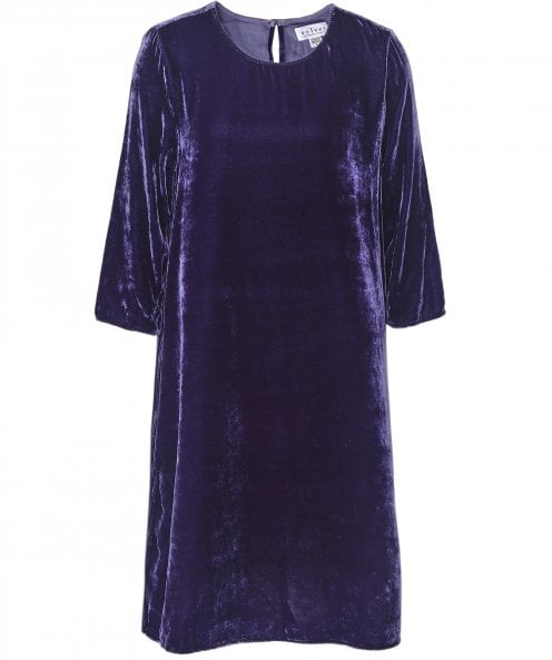 Velvet by Graham and Spencer Prunella Velvet Dress