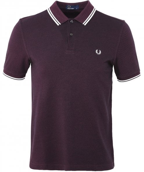 Fred Perry Twin Tipped Polo Shirt M3600 G91