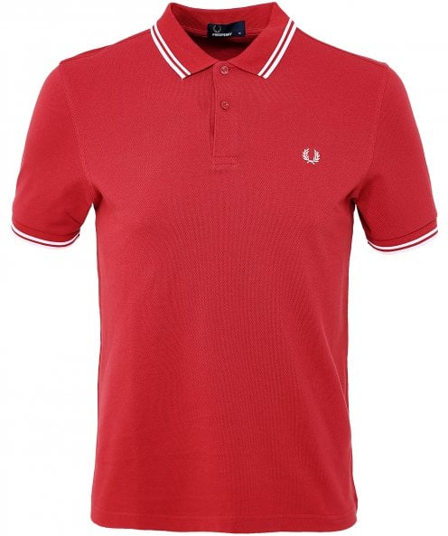 Fred Perry Twin Tipped Polo Shirt M3600 541