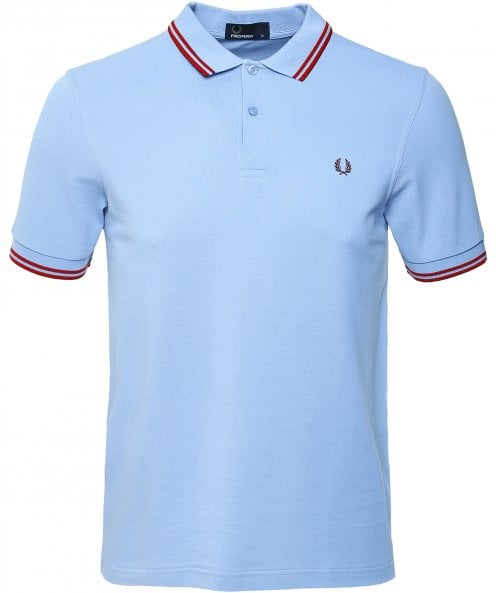Fred Perry Twin Tipped Polo Shirt M3600 444