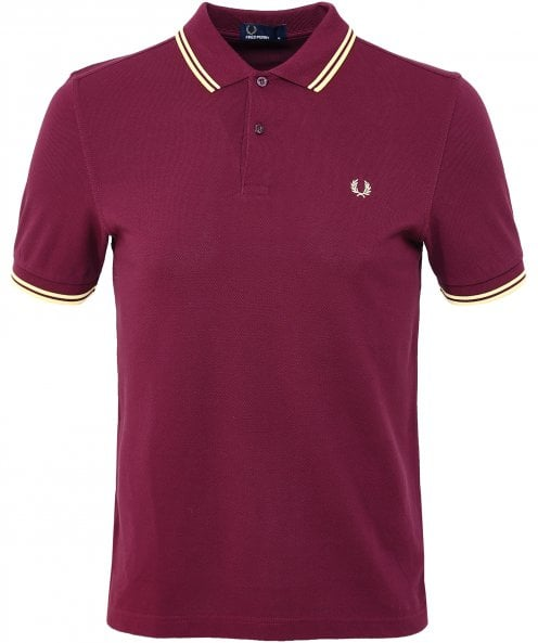Fred Perry Twin Tipped Polo Shirt M3600 472