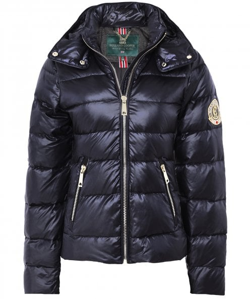 Holland Cooper Megeve Down Puffer Coat