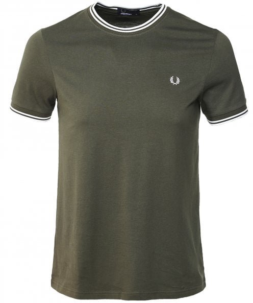Fred Perry Twin Tipped T-Shirt M1588 617