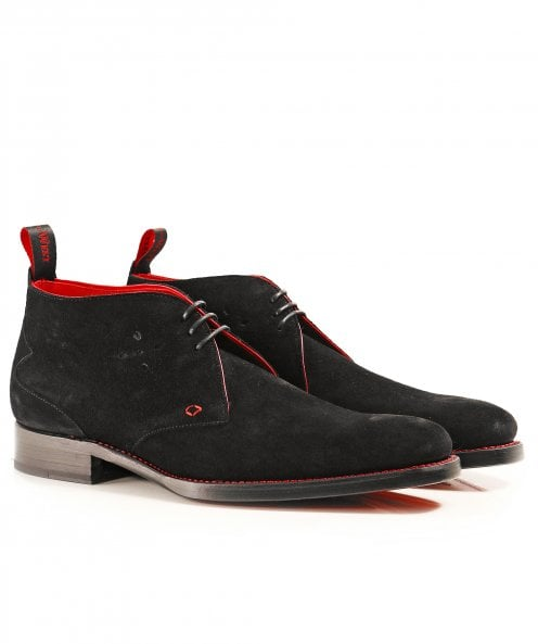 Jeffery-West Suede Masuka Chukka Boots