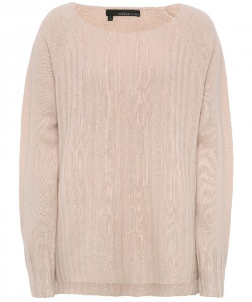 360 Sweater Cashmere Serenity Ribbed Jumper