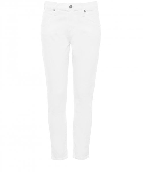 Citizens of Humanity Slim Fit Cropped Elsa Jeans