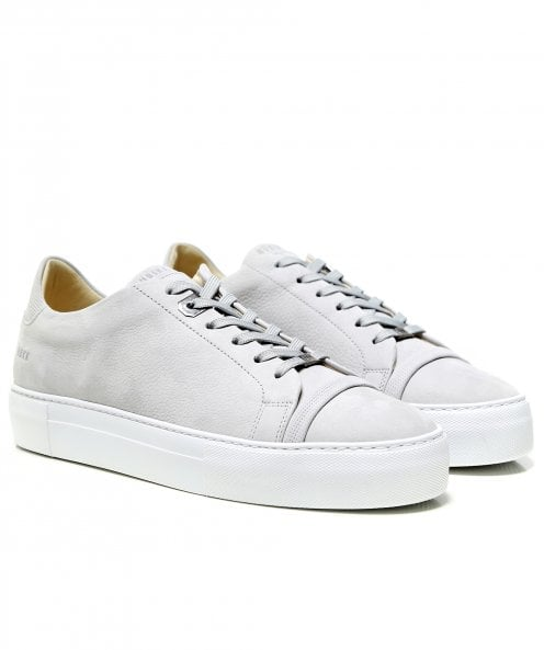 Nubikk Nubuck Leather Jagger Aspen Trainers