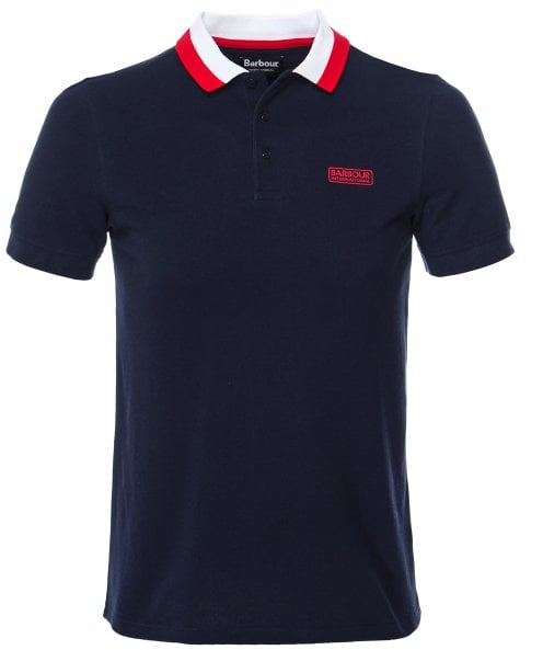 Barbour International Pique Ampere Polo Shirt