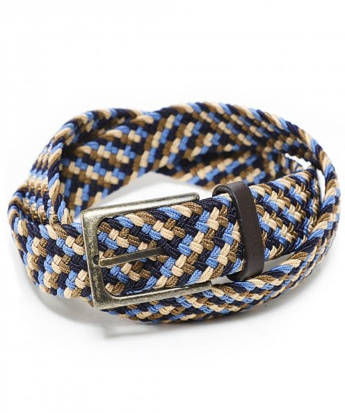 Barbour Woven Ford Belt