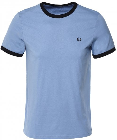 Fred Perry Ringer T-Shirt M3519 444