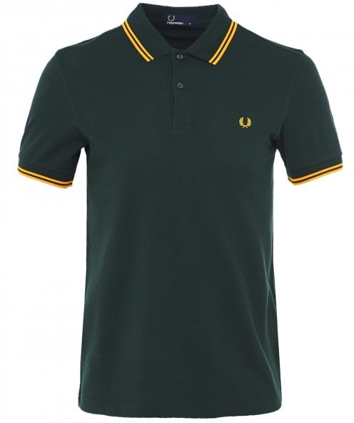 Fred Perry Twin Tipped Polo Shirt M3600 F40