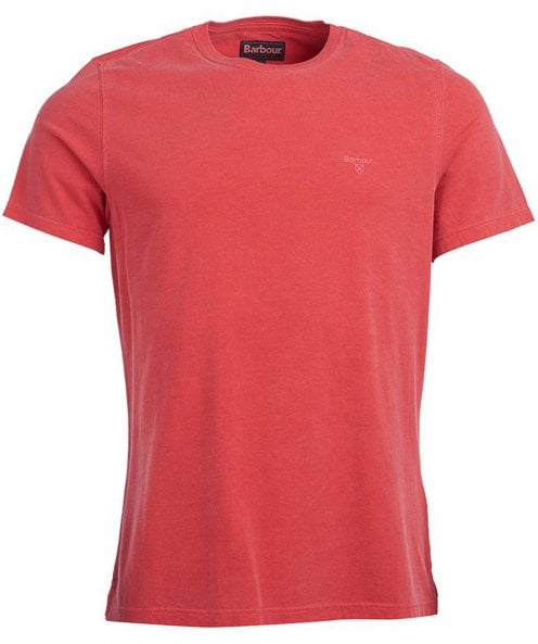 Barbour Garment Dyed Sports T-Shirt