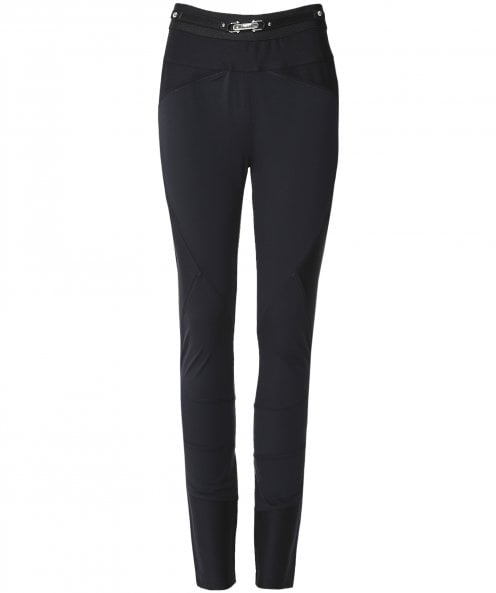 High Hi-Lay-Out Multi-Seam Leggings